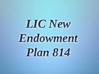 LIC New Endowment Plan