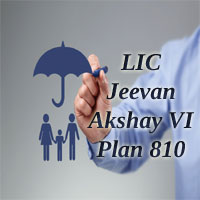 LIC Jeevan Akshay VI Pension Plan | LIC Plan 810 Features, Benefits