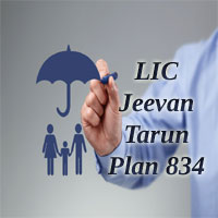 LIC Jeevan Tarun Policy – LIC Jeevan Tarun Child Plan 834 Review, Features, Benefits