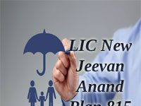 LIC New Jeevan Anand