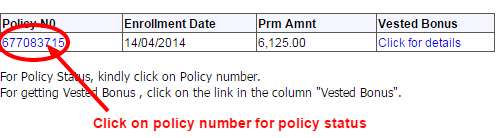 LIC-registered-user-policy-number